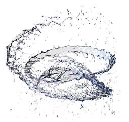 Water Twirl and Splash