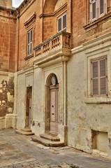 Malta, the picturesque city of Valetta