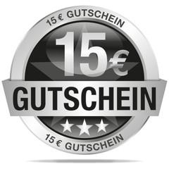 15 Euro Gutschein
