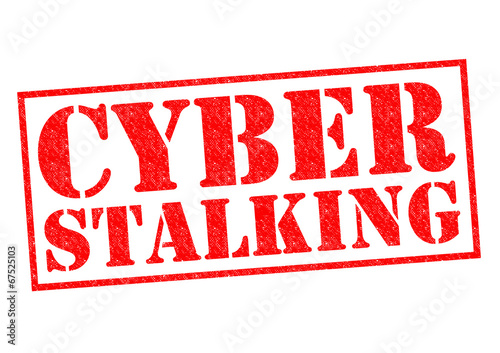 taking a look at cyberstalking It doesn't hurt to call law enforcement and say 'i'd like you to take a look at something i feel like i'm being cyberstalked or i feel like i'm being threatened over the phone'  gibson says.