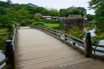 Hikone Castle in Shiga, Japan