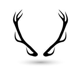 Antlers vector