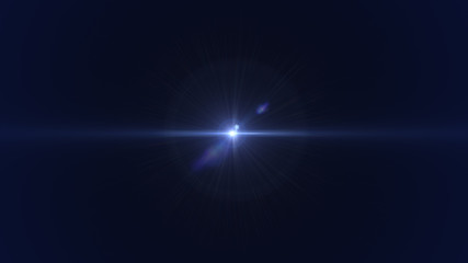 Poster Universe 夜空の光