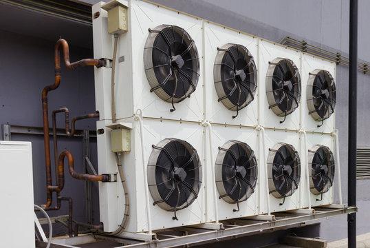 compressor unit of air conditioner .