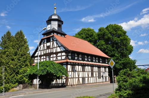 Suhl Mäbendorf kirche in suhl mäbendorf stockfotos und lizenzfreie bilder auf