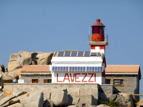 Phare des Lavezzi