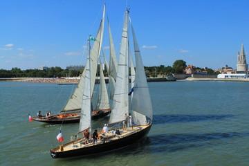 Les Pen Duick à La Rochelle, France