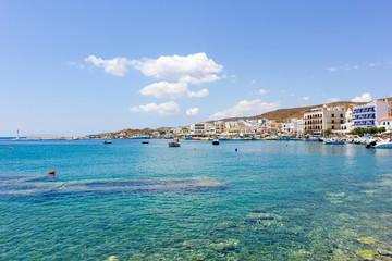 port of Tinos Island,Greece