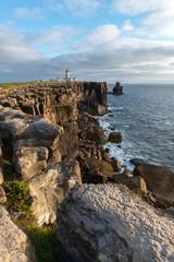 Lighthouse of Cabo Carvoeiro (Portugal)