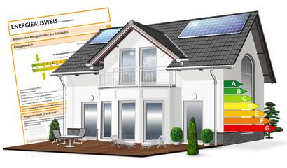 Eigenheim, Energieausweis