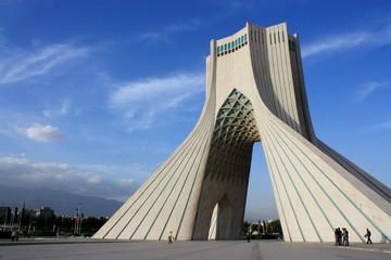 Tour Azadi, Téhéran, Iran