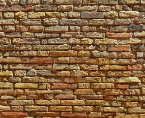 Obraz Stara zabytkowa ściana - fototapety do salonu