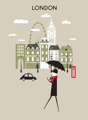Man in London.