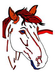 Cerca immagini da blupad for Immagini cavalli stilizzati