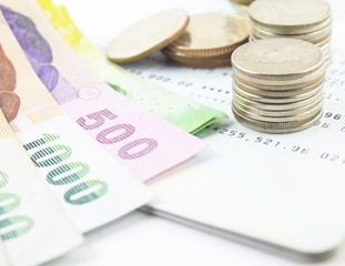 Thai money bath