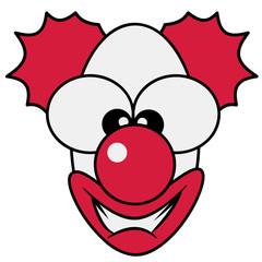 Clown lachen lustig spass