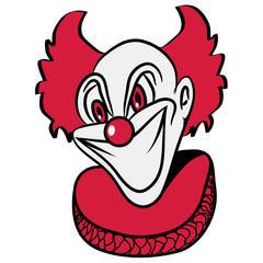 Clown böse