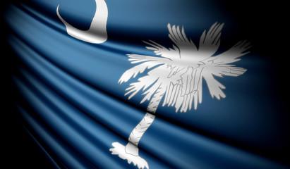 Flag of South Carolina (USA)