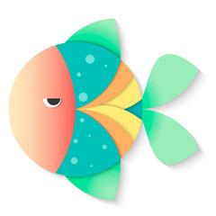 fish  round