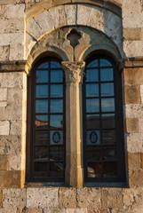 Finestra Bifora, Palazzo Gambacorti, Comune di Pisa