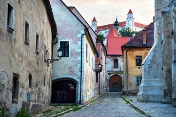 Wall Mural - Bratislava old town
