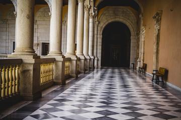 Alcazar, fortress, Tourism, Toledo, most famous city in spain