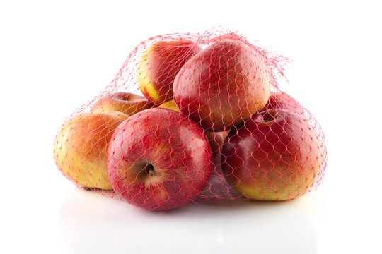 Packaged  Apples