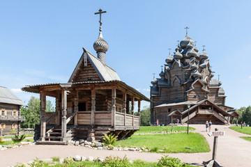"St. Petersburg. Complex ""Bogoslovka Manor."""