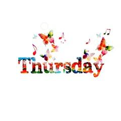 Thursday design