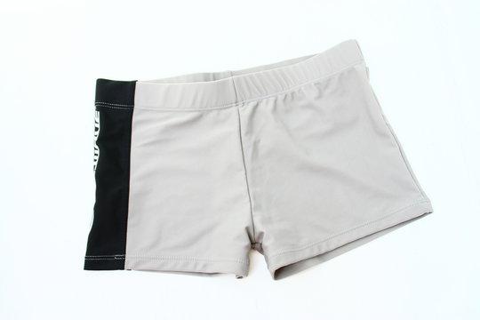maillot de bain,garçon,short,isolé,fond blanc