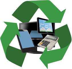 riciclaggio tecnologia