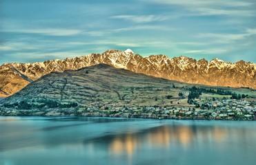 Keuken foto achterwand Nieuw Zeeland The Remarkables, Queenstown, New Zealand