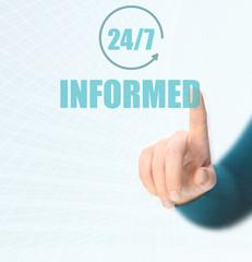 24/7 informed