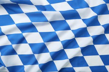 Bayrische Fahne Fototapete