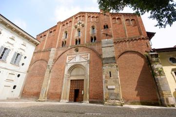 Pavia Basilica di San Pietro in Ciel d'Oro