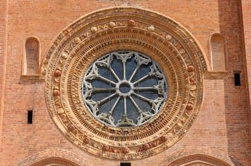Pavia Chiesa Santa Maria del Carmine