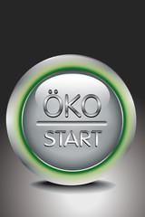 Startbutton Öko