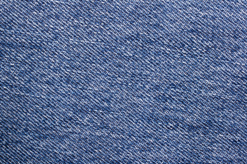 Blue jeans Texture Background.Macro
