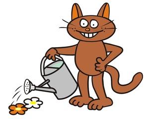 Tomcat - gardener