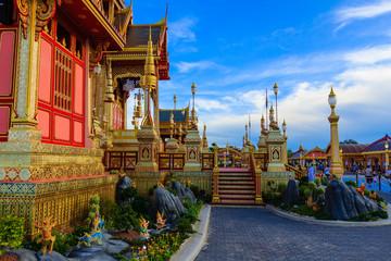 Royal Cremation Structure , Bangkok Thailand