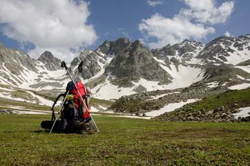 Equipments of climber