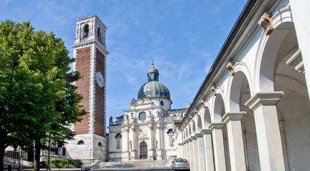 Fototapete - Basilica Santuario di Monte Berico