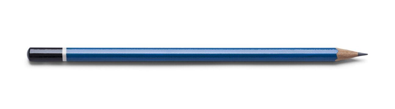 Blue Drawing Pencil