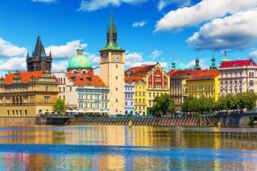 Wall Murals Prague Old Town in Prague, Czech Republic