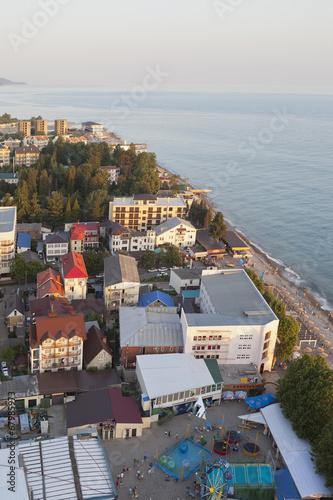 как нижнее фото лазаревское 2016 курортный городок Метки вто второй