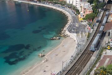 French Riviera rail