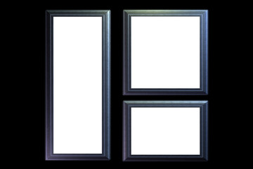 Detailed Picture Frame 08