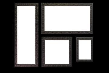 Detailed Picture Frame 09