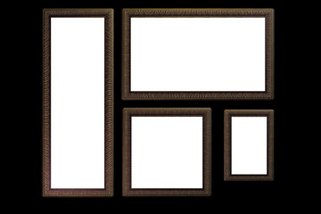 Detailed Picture Frame 11