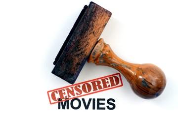 Censored movies